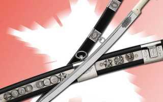Шашка казачья: боевое кованое оружие кубанского войска против японской катаны, фланкировка, владение, заточка
