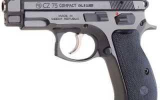 CZ-75, модель SP Shadow, история создания чешского пистолета, особенности конструкции, преимущества и недостатки, калибр патронов