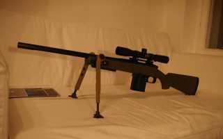 Карабин Remington 700 XCR: отзывы, цена, технические характеристики, обзор