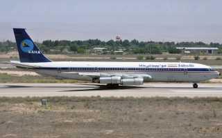 Боинг 707, расход топлива у Boeing, самолет гражданской авиации, технические характеристики и описание, схема салона и размеры