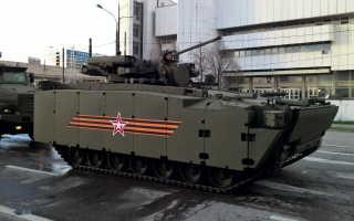 Перспективная БМП «Курганец-25»