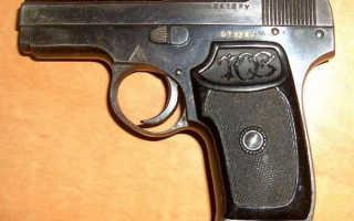 Пистолет ТК (Тула — Коровин)