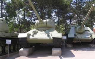 Т-34-85, характеристики и чертежи советского танка, обзор вооружения и брони, участие в боях, экипаж, башня и калибр пушки