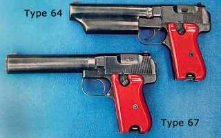 Китайский пистолет Тип 64 (Chinese Type 64)