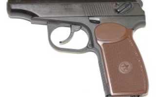 Пневматический пистолет купить