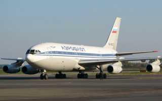 ИЛ-86, технические характеристики самолета: двигатель и шасси, кабина и мотор, вместимость салона, взлет и посадка, катастрофы рейсов
