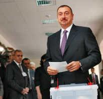 Президент Азербайджана, когда и как проходят выборы, список и биография бывших от первого до последнего, полномочия и указы