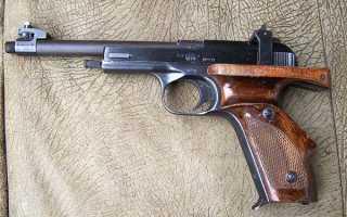 Пистолет Марголина 9 мм, малокалиберное оружие, чертежи и схемы, устройство и технические характеристики, модификации ММГ и МЦМ