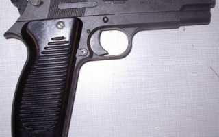 Пистолеты MAC Mle 1950 и MAS Mle 1950