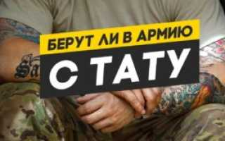 Почему и с какими татуировками не берут в армию: запрещены ли, отношение к тату на службе, бьют ли за наколки