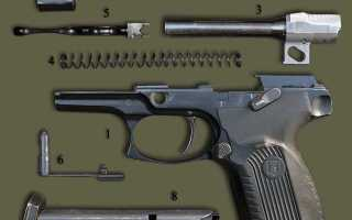 Пистолет Ярыгина, обзор и ТТХ, особенности конструкции и основные недостатки, боевое и наградное оружие, какой калибр и как правильно разбирать