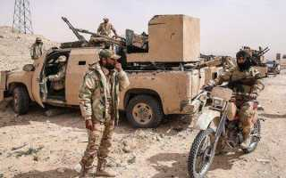 Анализ опыта и тактики боевого применения танков «Халифата» в Сирии и Ираке