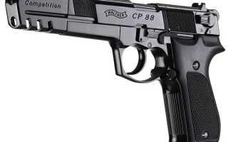 Пневматический пистолет Umarex Walther CP 88