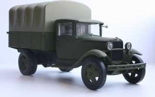 ГАЗ-АА, чертежи и характеристики автомобиля, двигатель, трансмиссия и кабина, размеры рамы и вес, устройство и модификации грузовика-полуторки