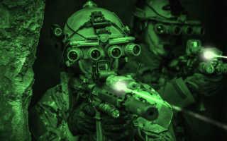 Ночное видение, танковые военные приборы, новое поколение ПНВ — очки и инфракрасный прицел, устройство и принцип работы