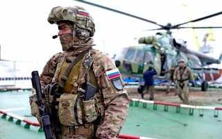 Силы специальных операций. Универсальные солдаты России.