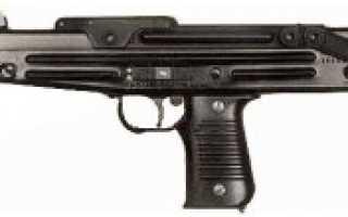Пистолет — пулемет Стар Зет 84 (Star Z84)