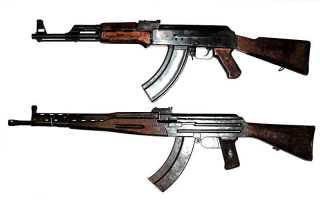 Опытный автомат Булкина / АБ-44. Описание пулемета. Обзорная статья, фото видео, характеристики.