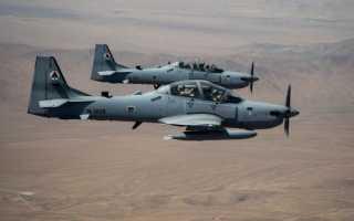 Потребность в авианаводчиках для Афганистана резко возросла