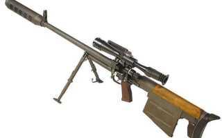 Винтовка Корд, крупнокалиберная снайперская, ее описание и ТТХ, история создания КСВК, точность и кучность стрельбы, порядок разборки