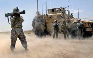Американский спецназ попал в засаду боевиков.