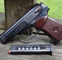 Пистолет Макарова Модернизированный / ПММ Обзор, фото, видео, характеристики.