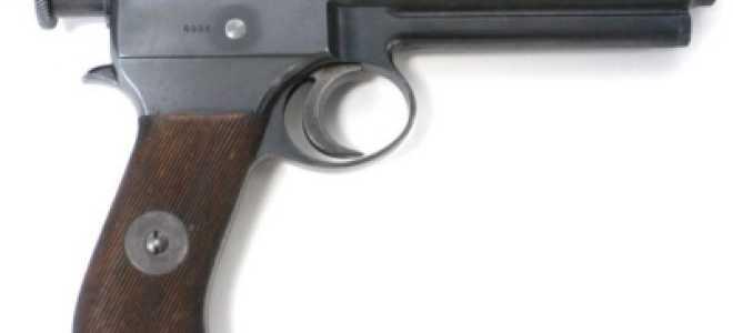 Пистолет Рот — Штейер (Roth — Steyr M 1907)