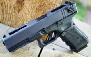 Пистолет Глок — австрийское боевое военное оружие, чертежи, схемы и ТТХ, какой глушитель, модификации 17, 18 и 19