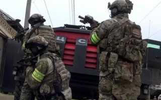 В Дагестане уничтожены террористы. Есть жертвы. Видео