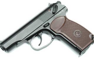 Пистолет Макарова / ПМ. Обзор, фото, видео, характеристики.