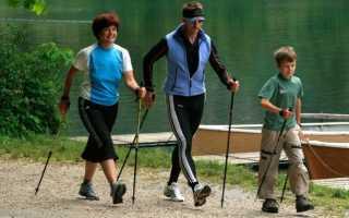Скандинавская ходьба: правильная техника, инструкция, показания и противопоказания для пожилых