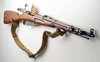 Обзор Снайперской винтовки Мосина