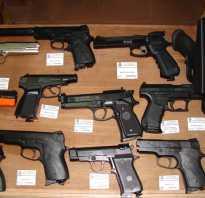 Виды пистолетов: какие бывают названия, какие есть типы, список, что такое пневмат с барабаном, чем отличается пневматический