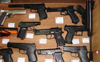 Обзор пневматического пистолета ТТ