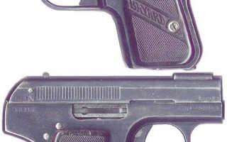 Пистолет Пипер Байярд 1908 года