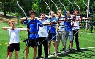 Спортивный лук, виды: охотничий, блочный, классический, традиционный и разборный, как сделать тетиву, мишень, оперения и наконечники стрел