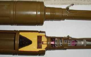 Противотанковые и кумулятивные гранаты разных стран Мира.