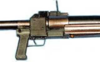 Гранатомет РГС-50М / СВ/-1301. Обзор, фото, характеристики, видео.
