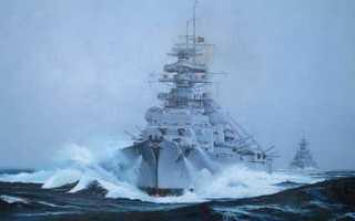 Линкор бисмарк: история гибели корабля, кто потопил, немецкий крейсер, технические характеристики (ттх), размеры