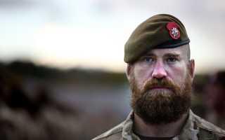 Преимущества тактической бороды в бою