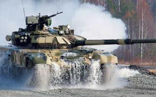 Семейство танков Т-90. Хит продаж!