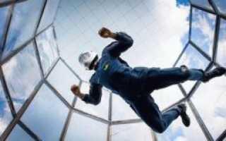 Аэротруба: универсальный тренажер для бойцов