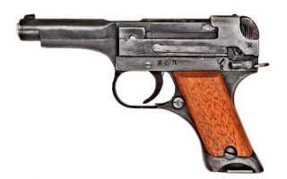 Японский пистолет Тип 94го года (Type 94)