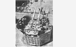 ЗИФ-31:спаренная 57-мм артиллерийская установка. Детальные фото.