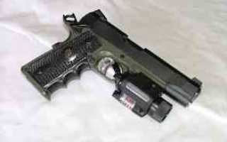 Пистолеты Кольт 1911 и Кольт 1911А1 (Colt 1911A1)