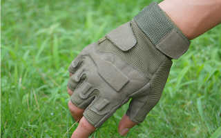 Тактические перчатки (Blackhawk, Mechanix, Oakley): зимние, с кастетом, без пальцев, кевларовые, делаем своими руками