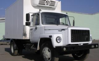 ГАЗ-3309, модификации: евро, дизель, самосвал и фургон, технические характеристики: двигатель, КПП, сцепление, гидроусилитель и тормозная система