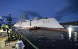 Флот США, база Коронадо в Калифорнии, численность и вооружение новых военно-морских кораблей, крейсеров и авианосцев ВМФ