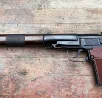 Пистолет ПБ (Пистолет Бесшумный)