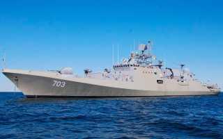 Проект 11356, ТТХ и вооружение фрегатов, новости и головной корабль, сторожевые корабли Адмирал Григорович, Эссен и Макаров